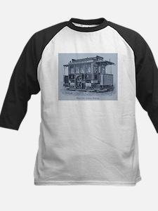 Vintage Trolley Baseball Jersey