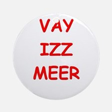 YID12 Ornament (Round)