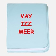 YID12 baby blanket