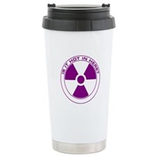 RAD M Is It Hot In Here? Travel Mug