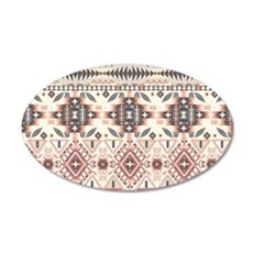Native Pattern Wall Decal