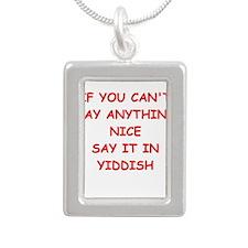 YIDDISH Necklaces