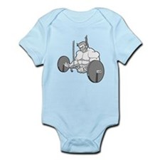 Get Big or Die Trying Shirt Body Suit