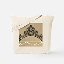 Cute Filigree Tote Bag