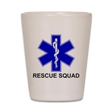 BSL Rescue Squad Shot Glass