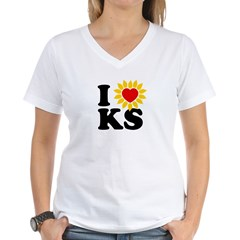 I Love Kansas Shirt