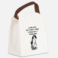 CATS2 Canvas Lunch Bag
