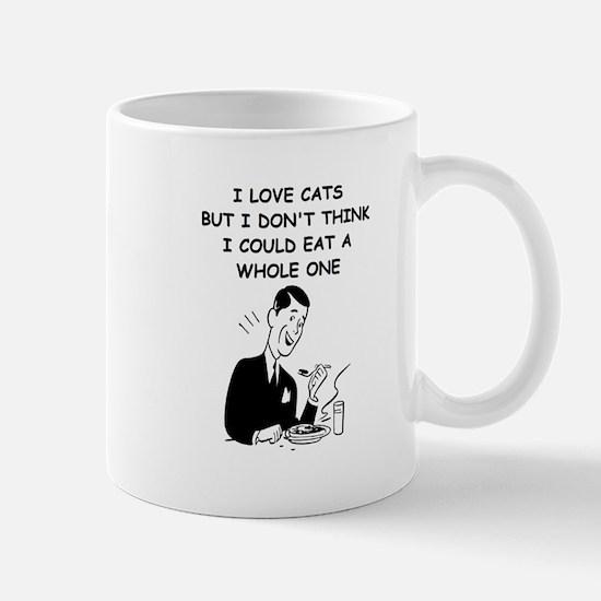 CATS1 Mugs