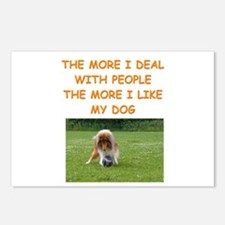 dog Postcards (Package of 8)