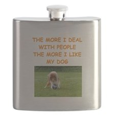 dog Flask