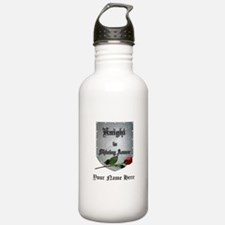 Knight In Shining Stainless Water Bottle 1.0l