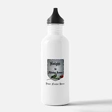 Knight In Shining Water Bottle
