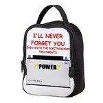 forget Neoprene Lunch Bag