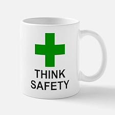 THINK SAFETY - Small Small Mug