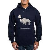 Buffalo Hoodie (dark)