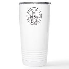 TILE Astaroth Seal - White BG.png Travel Mug