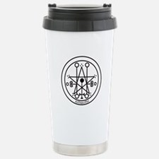 TILE Astaroth Seal - White BG.png Travel Mug