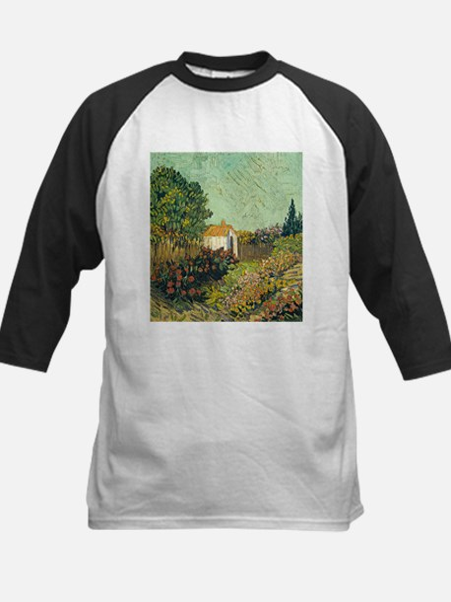 Van Goghs Landscape Baseball Jersey