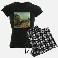 Van Goghs Landscape Pajamas