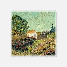 Van Goghs Landscape Sticker