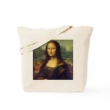 Mona Lisa by Leonardo Da Vinci Tote Bag