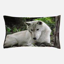 Curious Wolf Pillow Case