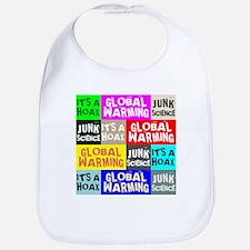 Global Warming Hoax Bib