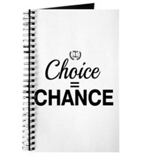 Choice = Chance Journal