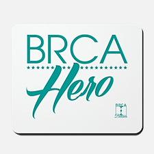 BRCA Hero - Self Mousepad
