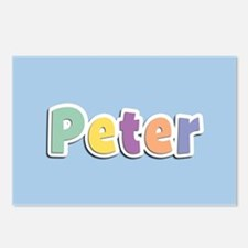 Peter Spring14 Postcards (Package of 8)