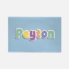 Peyton Spring14 Rectangle Magnet