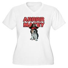 Pirate Beagle Pup T-Shirt