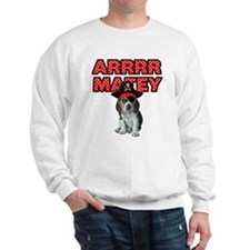 Pirate Beagle Puppy Sweatshirt