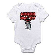 Pirate Beagle Puppy Infant Bodysuit