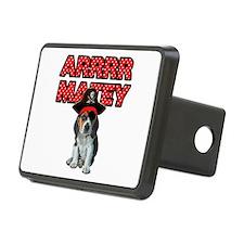 Pirate Beagle Puppy Hitch Cover