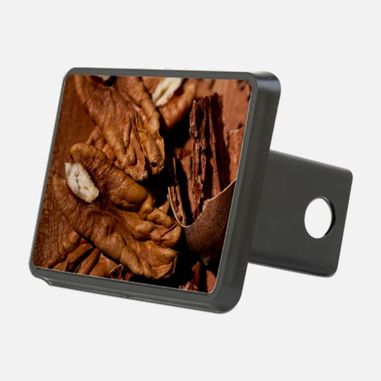 Shelled Pecans Hitch Cover