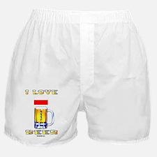 Polish Beer Boxer Shorts