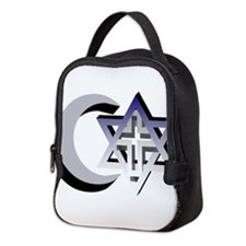 Three Faiths Neoprene Lunch Bag