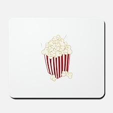 Bucket Of Popcorn Mousepad