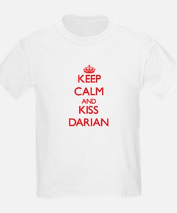 Keep Calm and Kiss Darian T-Shirt