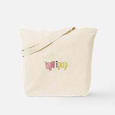 I Pop Tote Bag