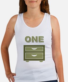 One Night Stand Women's Tank Top