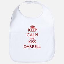 Keep Calm and Kiss Darrell Bib