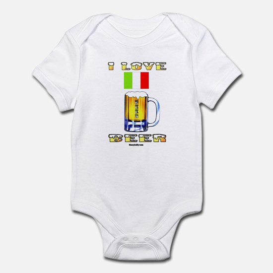 Italian Beer Infant Bodysuit