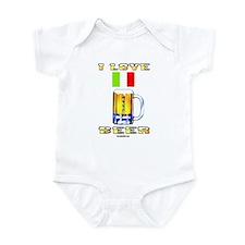 Italian Beer Onesie