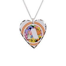 Avery Necklace Heart Charm