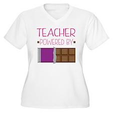 Teacher Powered B T-Shirt