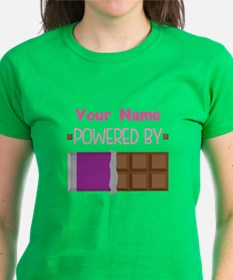 Chocolate Lover personalized Tee
