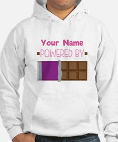 Chocolate Lover personalized Hoodie