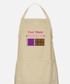 Chocolate Lover personalized Apron